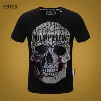 Philipp Plein PP T-Shirts Short Sleeved O-Neck For Men #532377