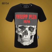 Philipp Plein PP T-Shirts Short Sleeved O-Neck For Men #532390
