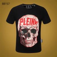 Philipp Plein PP T-Shirts Short Sleeved O-Neck For Men #532409