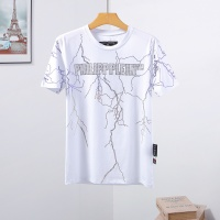 Philipp Plein PP T-Shirts Short Sleeved O-Neck For Men #532449