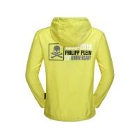 Philipp Plein PP Jackets Long Sleeved Zipper For Men #532472
