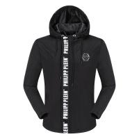 Philipp Plein PP Jackets Long Sleeved Zipper For Men #532476