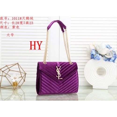 Yves Saint Laurent YSL Fashion Shoulder Bags #540486