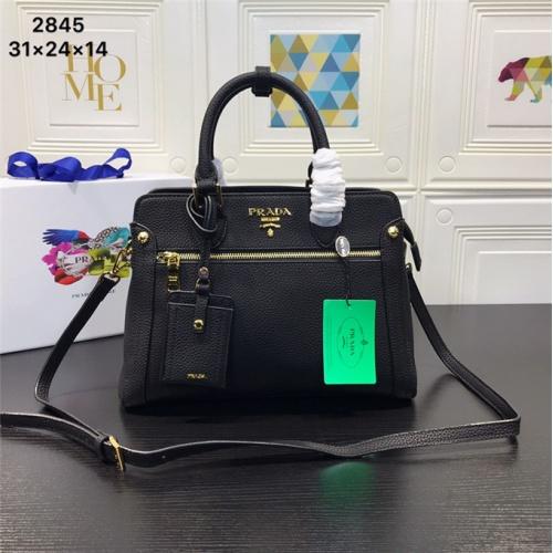 Cheap Prada AAA Quality Handbags #540729 Replica Wholesale [$85.36 USD] [W#540729] on Replica Prada AAA Quality Handbags
