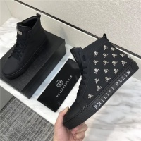Philipp Plein PP High Tops Shoes For Men #533421