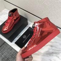 Philipp Plein PP High Tops Shoes For Men #533535