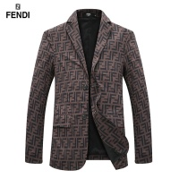 Fendi Suits Long Sleeved Polo For Men #533625