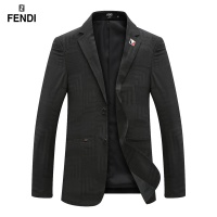 Fendi Suits Long Sleeved Polo For Men #533626