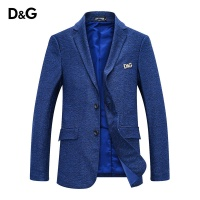 Dolce & Gabbana D&G Suits Long Sleeved Polo For Men #533641