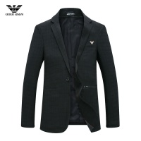 Armani Suits Long Sleeved Polo For Men #533645