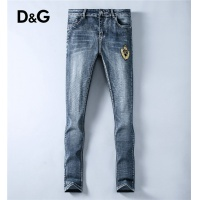 Dolce & Gabbana D&G Jeans Trousers For Men #533665