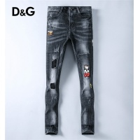 Dolce & Gabbana D&G Jeans Trousers For Men #533676