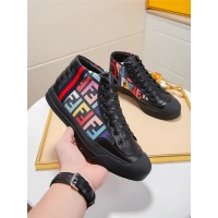 Fendi High Tops Casual Shoes For Men #533954