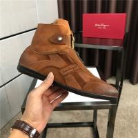 Ferragamo Salvatore FS Boots For Men #534004