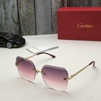 Cartier AAA Quality Sunglasses #534135