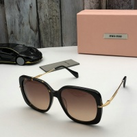 MIU MIU AAA Quality Sunglasses #534334