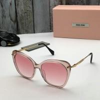 MIU MIU AAA Quality Sunglasses #534339