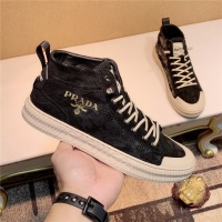 Prada High Tops Shoes For Men #534345