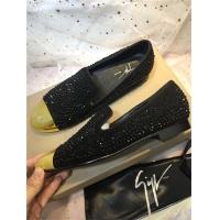 Giuseppe Zanotti GZ Leather Shoes For Women #534927