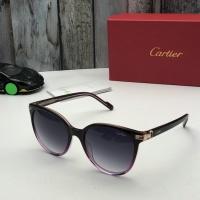 Cartier AAA Quality Sunglasses #534965