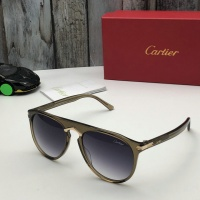 Cartier AAA Quality Sunglasses #534975