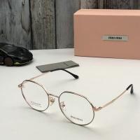 MIU MIU Quality Goggles #535203