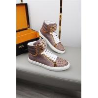 Philipp Plein PP High Tops Shoes For Men #536011