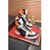 Philipp Plein PP High Tops Shoes For Men #536020