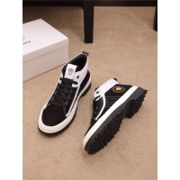 Versace High Tops Shoes For Men #536136