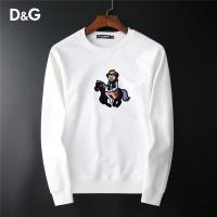 Dolce & Gabbana D&G Hoodies Long Sleeved O-Neck For Men #536422