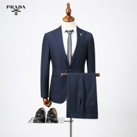 Prada Two-Piece Suits Long Sleeved Polo For Men #536432