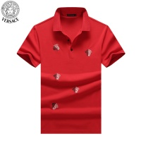Versace T-Shirts Short Sleeved Polo For Men #536464