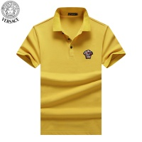 Versace T-Shirts Short Sleeved Polo For Men #536494