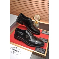 Prada Leather Shoes For Men #536496