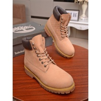 Timberland High Tops Shoes For Men #536554