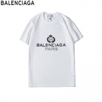Balenciaga T-Shirts Short Sleeved O-Neck For Men #536598