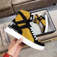 Philipp Plein PP High Tops Shoes For Men #536721