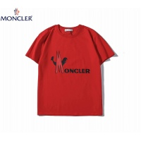 Moncler T-Shirts For Unisex Short Sleeved O-Neck For Unisex #537014