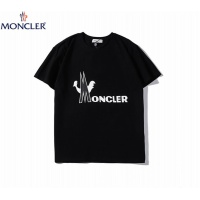 Moncler T-Shirts For Unisex Short Sleeved O-Neck For Unisex #537015