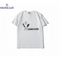 Moncler T-Shirts For Unisex Short Sleeved O-Neck For Unisex #537016