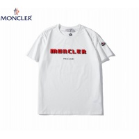 Moncler T-Shirts For Unisex Short Sleeved O-Neck For Unisex #537018