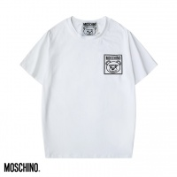 Moschino T-Shirts For Unisex Short Sleeved O-Neck For Unisex #537019
