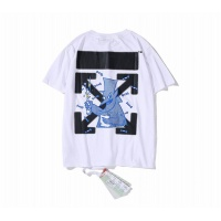 Off-White T-Shirts For Unisex Short Sleeved O-Neck For Unisex #537025