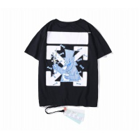 Off-White T-Shirts For Unisex Short Sleeved O-Neck For Unisex #537026
