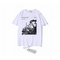Off-White T-Shirts For Unisex Short Sleeved O-Neck For Unisex #537028