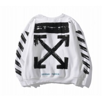 Off-White Hoodies For Unisex Long Sleeved O-Neck For Unisex #537054