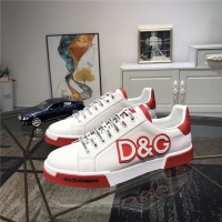 Dolce & Gabbana D&G Casual Shoes For Men #537189
