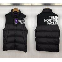 The North Face Down Vest Sleeveless Zipper For Men #537239