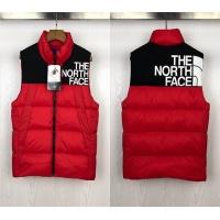 The North Face Down Vest Sleeveless Zipper For Men #537241