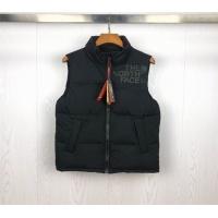The North Face Down Vest Sleeveless Zipper For Men #537245